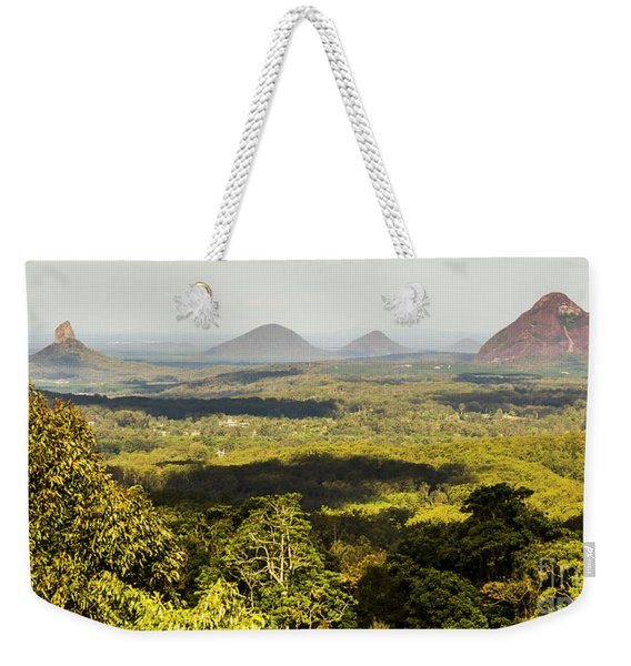 Majestic Maleny And Beyond Weekender Tote Bag
