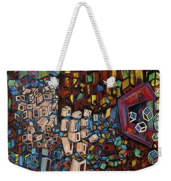 Perspective  Weekender Tote Bag