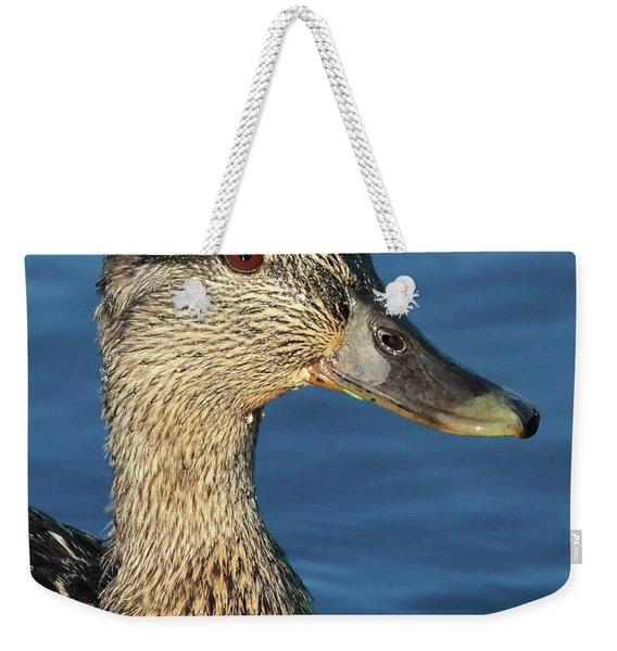 Mama Black Duck Weekender Tote Bag