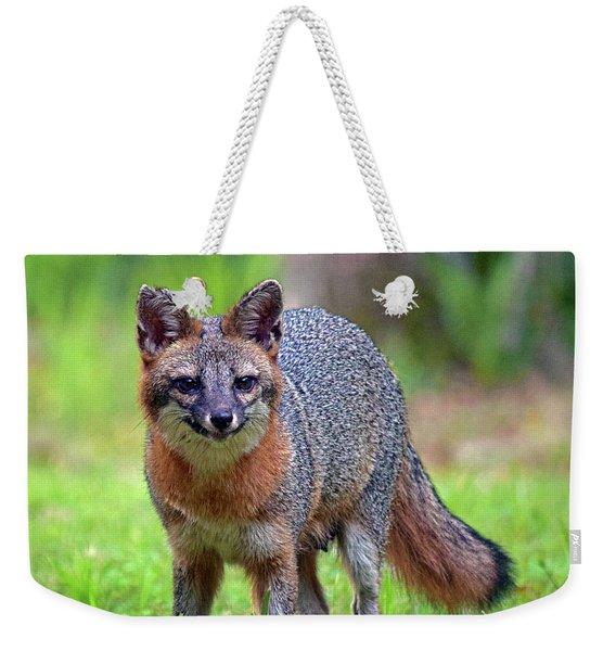 Mama Fox Weekender Tote Bag