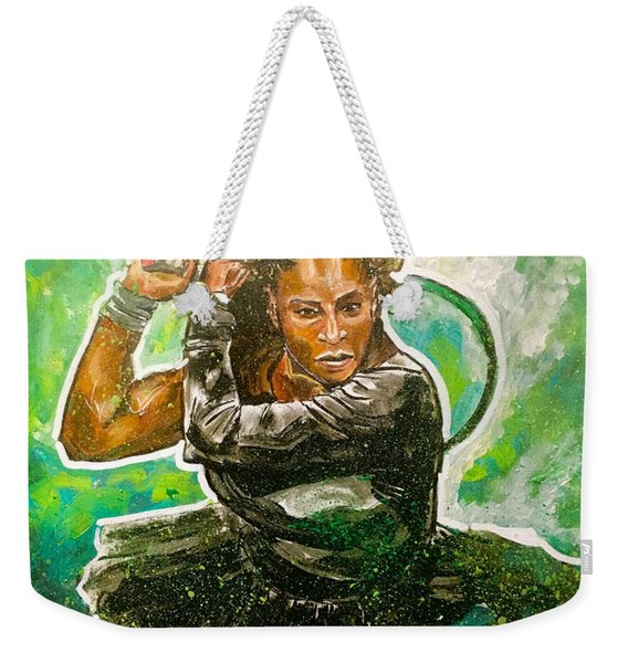 Mama Said Knock You Out Weekender Tote Bag