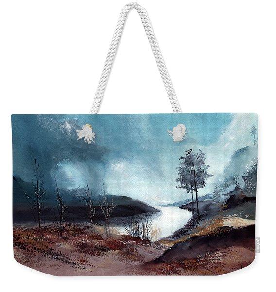 Manali 7 Weekender Tote Bag
