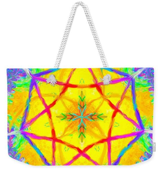 Mandala 12 9 2018 Weekender Tote Bag