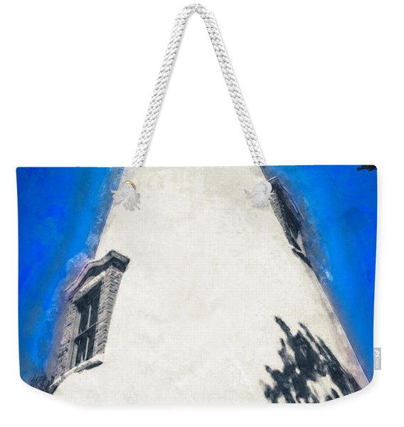 Marblehead Ohio Light Weekender Tote Bag