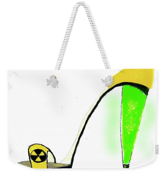 Marie Weekender Tote Bag