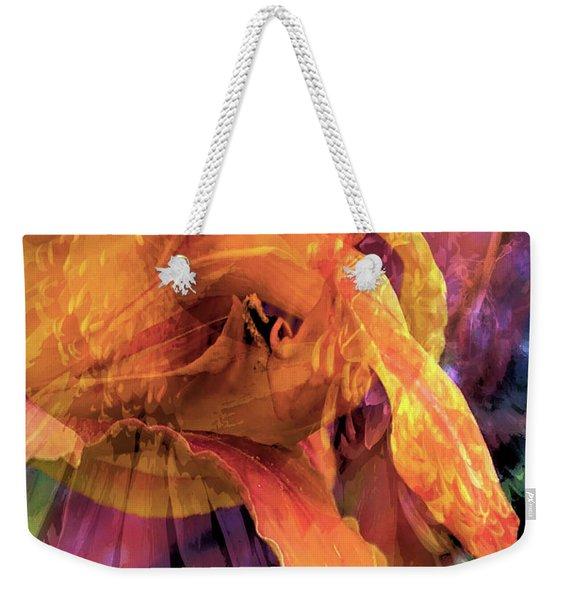 Marmalade Bloom Weekender Tote Bag