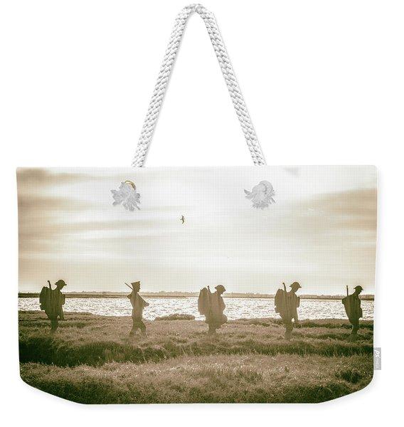 Marshlands Weekender Tote Bag
