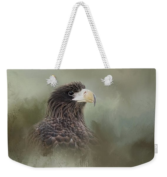 Master Of The Sea Weekender Tote Bag