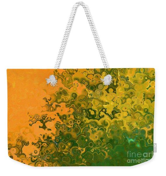 Matthew 11 12. Religious Earnestness Weekender Tote Bag