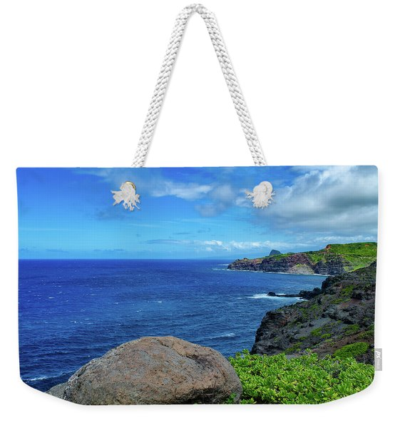 Maui Coast II Weekender Tote Bag