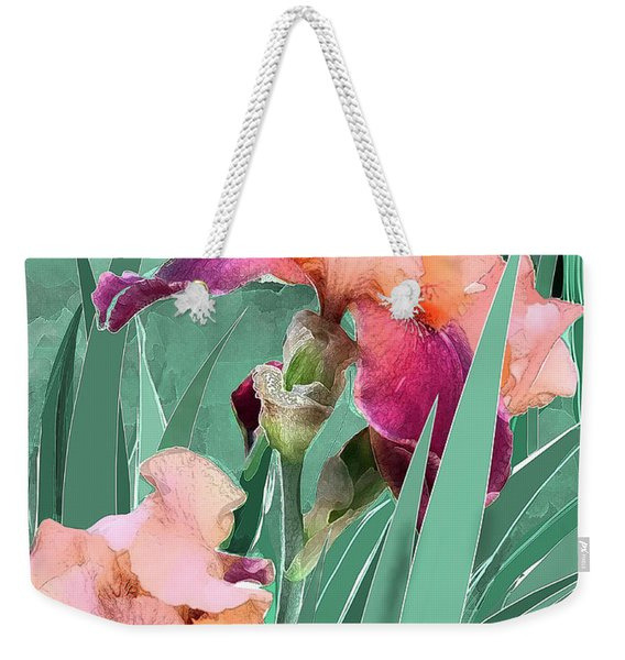 May Garden Weekender Tote Bag