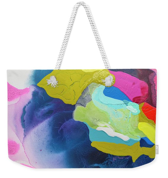 Maya 02 Weekender Tote Bag