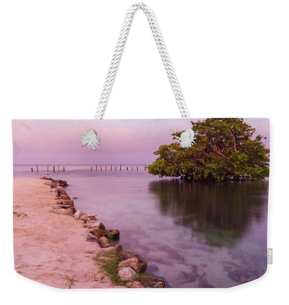 Mayan Sea Reflection 2 Weekender Tote Bag