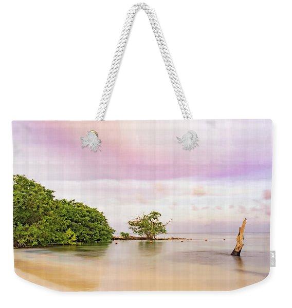 Mayan Sea Weekender Tote Bag