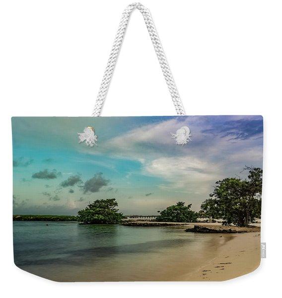 Mayan Shore 2 Weekender Tote Bag