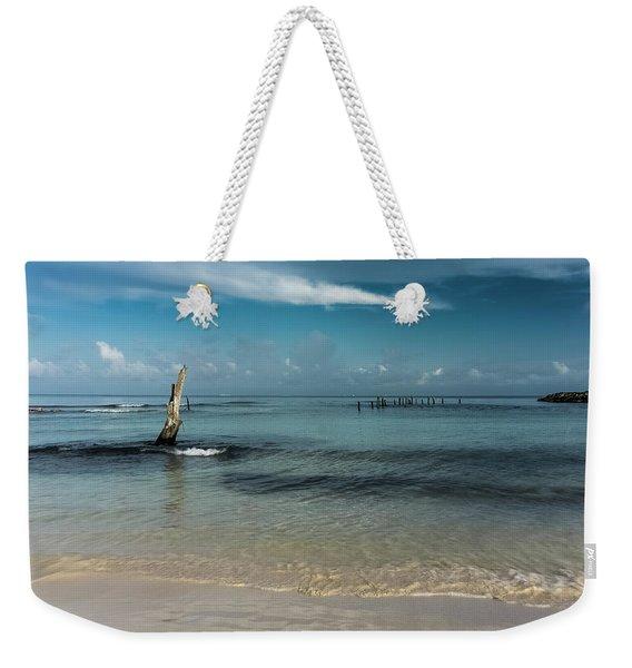 Mayan Shore 3 Weekender Tote Bag