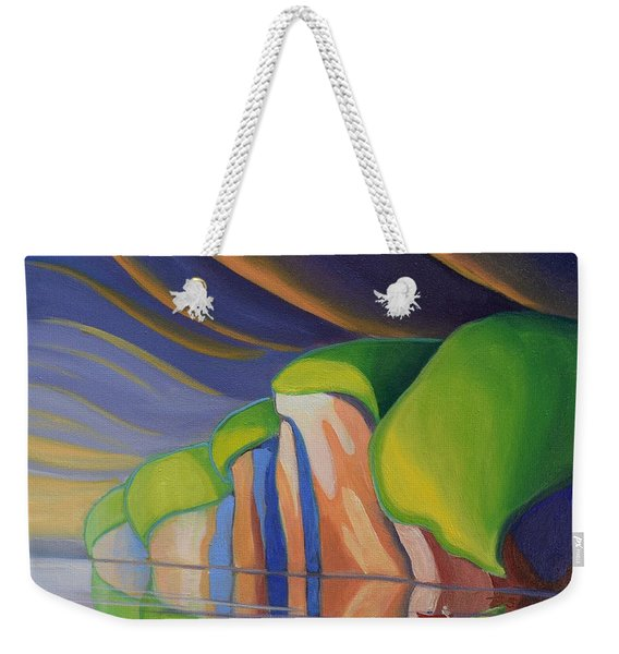 Mazinaw Rock I Weekender Tote Bag