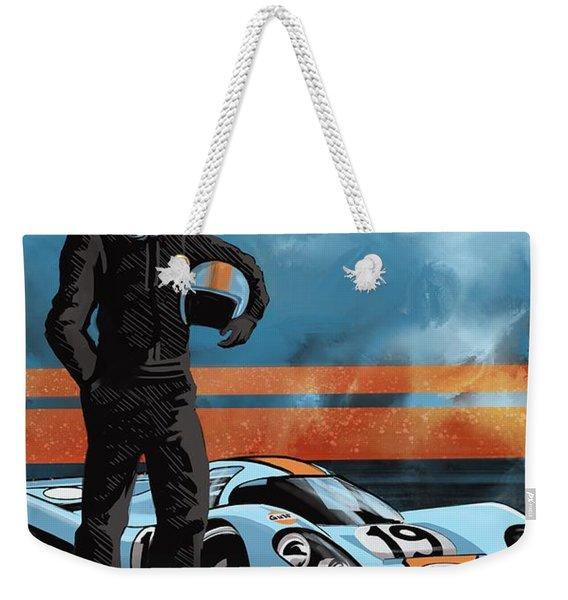 Mc Queen 917 Weekender Tote Bag