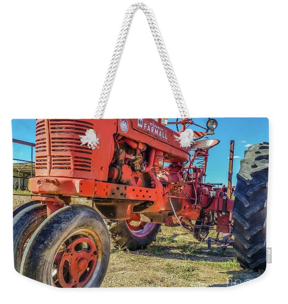 Mccormick Farmall Weekender Tote Bag