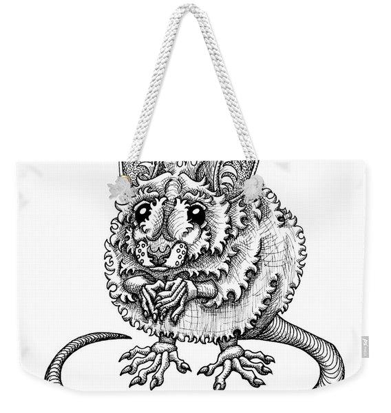Meadow Jumping Mouse Weekender Tote Bag