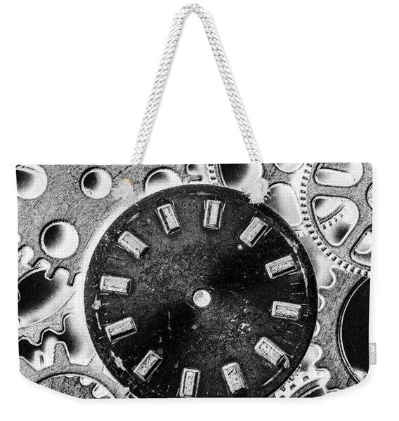 Mechanical Machines Weekender Tote Bag