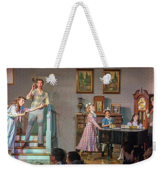 Meet Me In St Louis Weekender Tote Bag