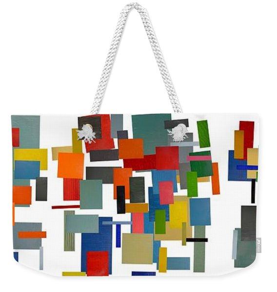 Melange 4.0 Weekender Tote Bag