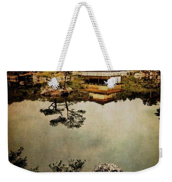 Memories Of Japan 1 Weekender Tote Bag