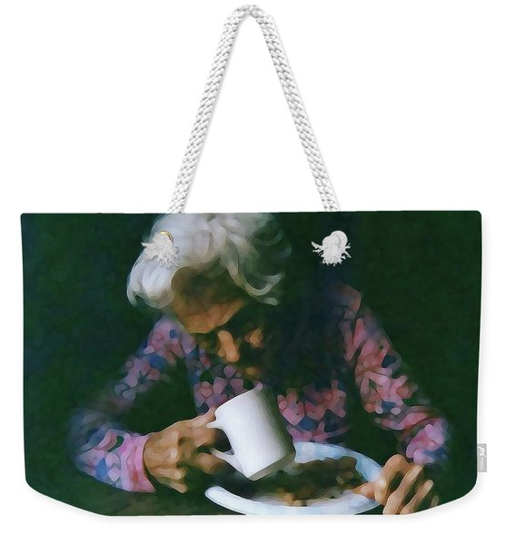 Memories Of Mama Weekender Tote Bag
