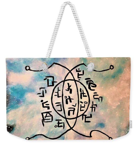 Mental Clarity Circuit Weekender Tote Bag