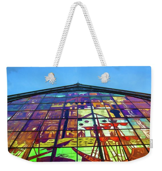 Mercado Central Weekender Tote Bag