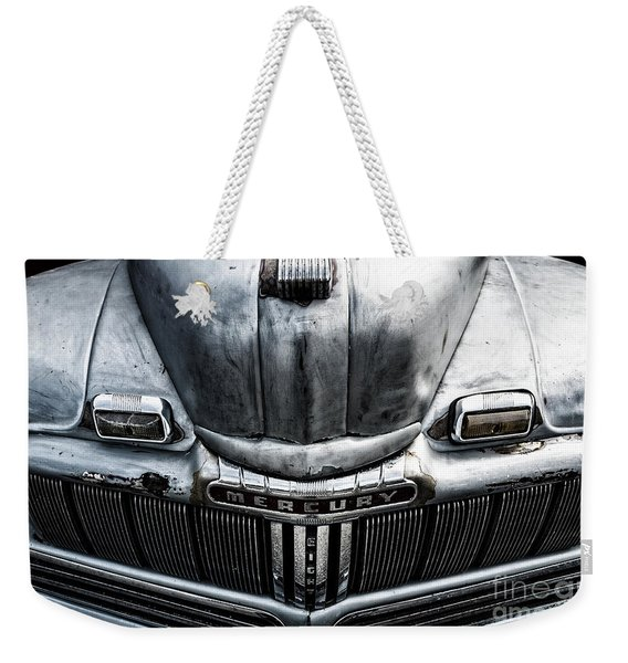 Mercury Eight Weekender Tote Bag