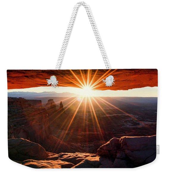 Mesa Glow 3x1 Weekender Tote Bag