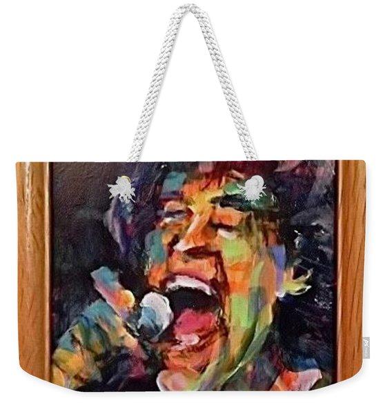 Mick Weekender Tote Bag