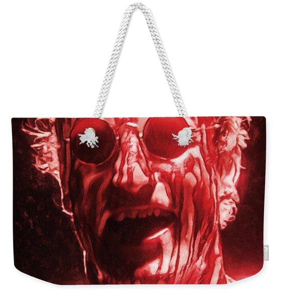 Mickey Knox Weekender Tote Bag