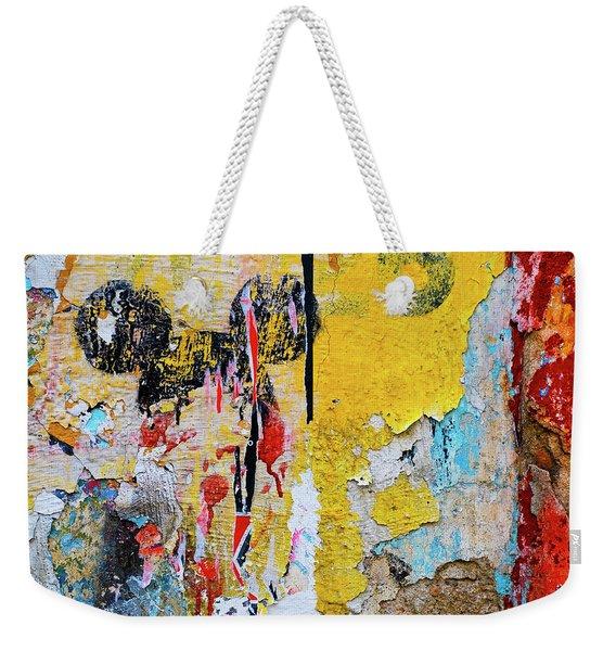 Mickeys Nightmare Weekender Tote Bag