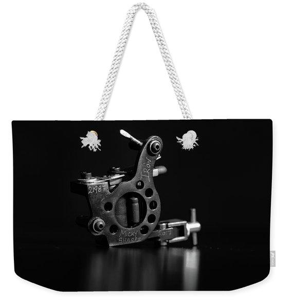 Micky Sharpz Weekender Tote Bag