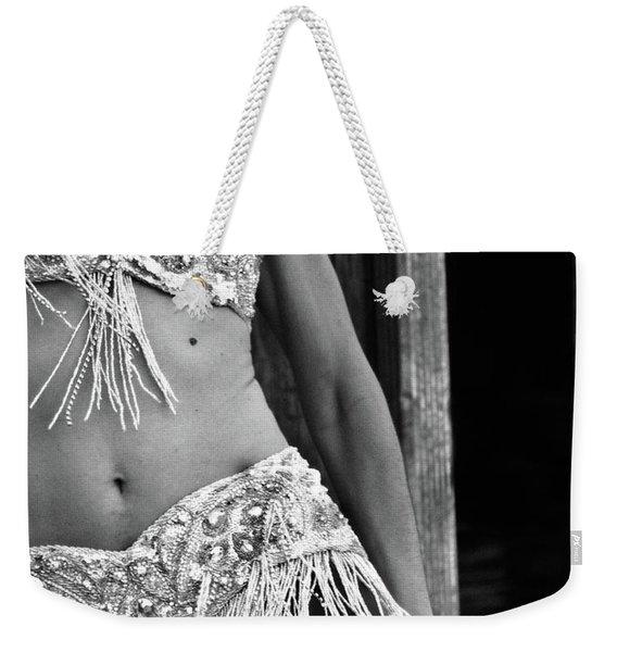 Mideastern Dancing 3 Weekender Tote Bag