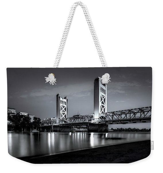 Midnight Hour- Weekender Tote Bag