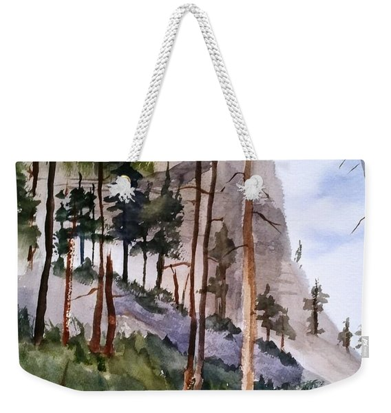 Mill Creek Canyon Weekender Tote Bag
