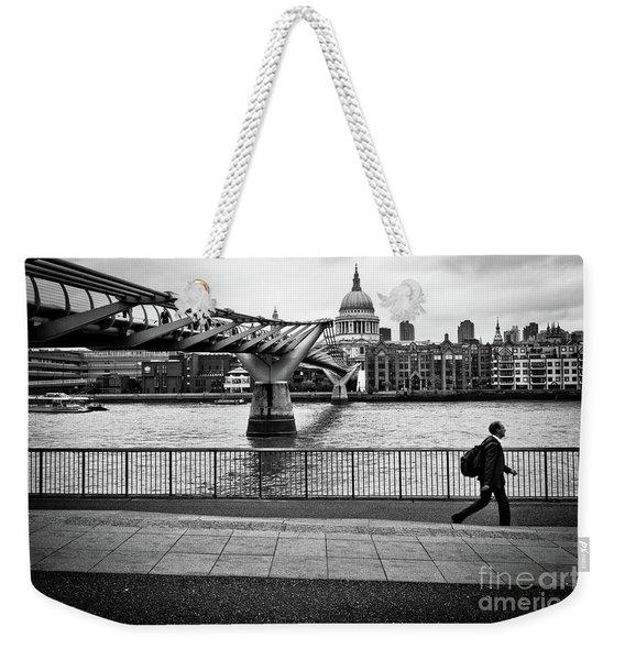millennium Bridge 02 Weekender Tote Bag
