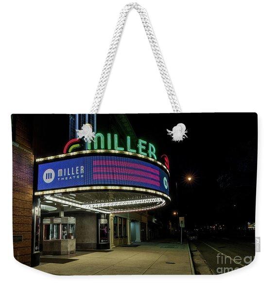Miller Theater Augusta Ga 2 Weekender Tote Bag
