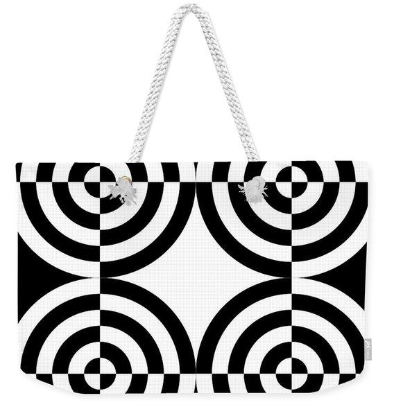 Mind Games 4 Weekender Tote Bag