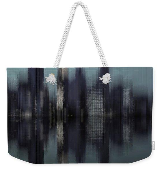 Minneapolis 1 Weekender Tote Bag