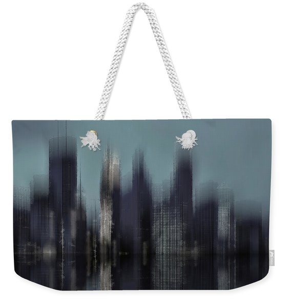Minneapolis 1 Weekender Tote Bag