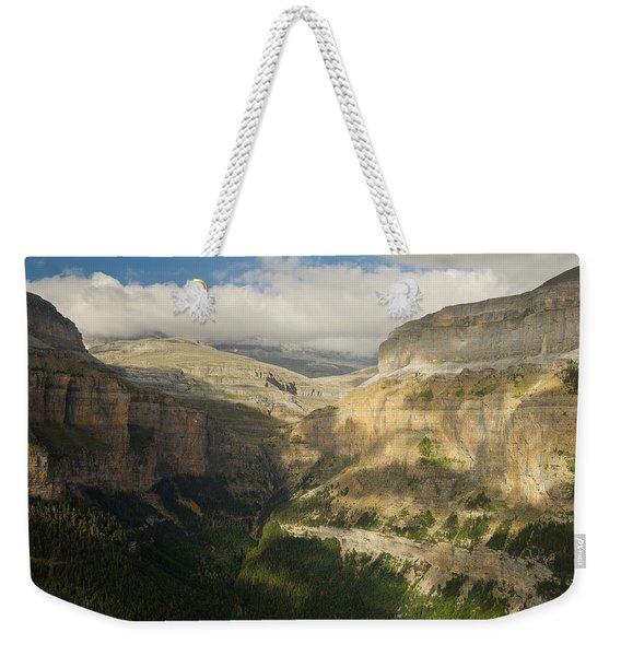 Mirador De Calcilarruego Weekender Tote Bag