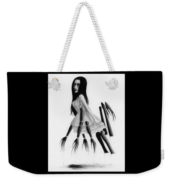 Misaki - Artwork Weekender Tote Bag