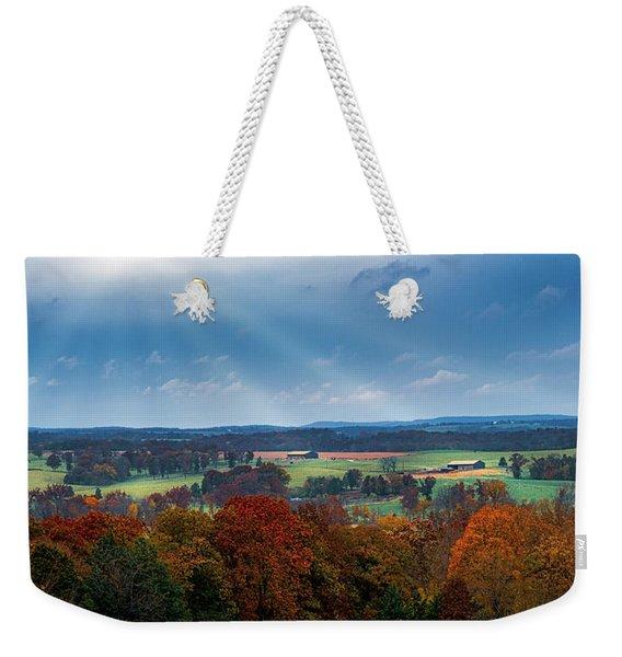 Missouri Wine Country Weekender Tote Bag