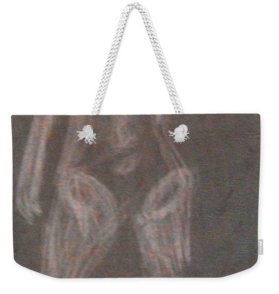 Model Named Helene Four Weekender Tote Bag