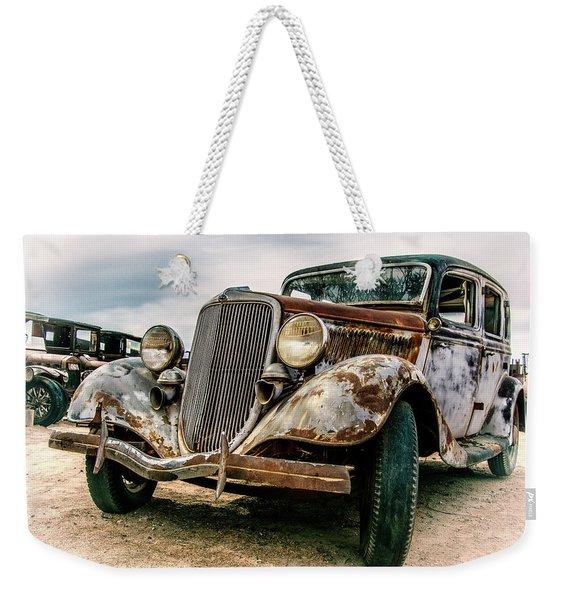 Model T Weekender Tote Bag